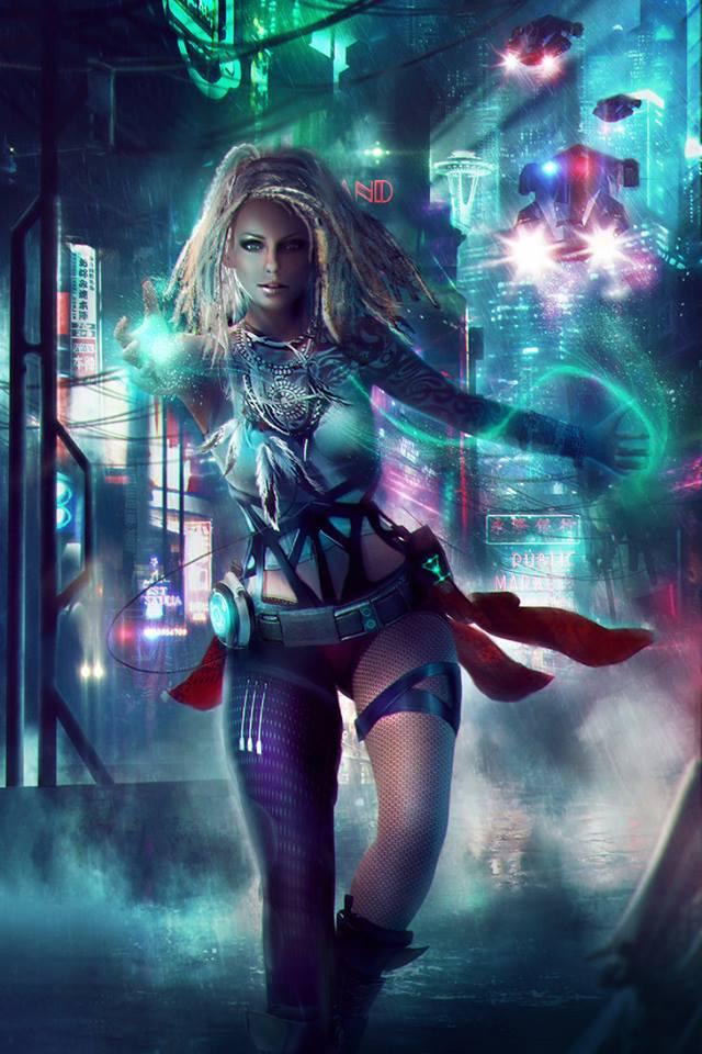 Astral Goddess